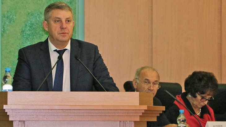 Брянский губернатор Александр Богомаз избран депутатом областной думы