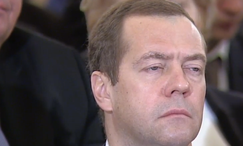 Дмитрий Медведев просто устал
