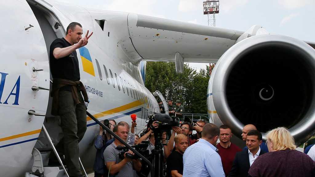 «Рано выпустили»: террорист Сенцов заявил, что вернется в Крым на танках