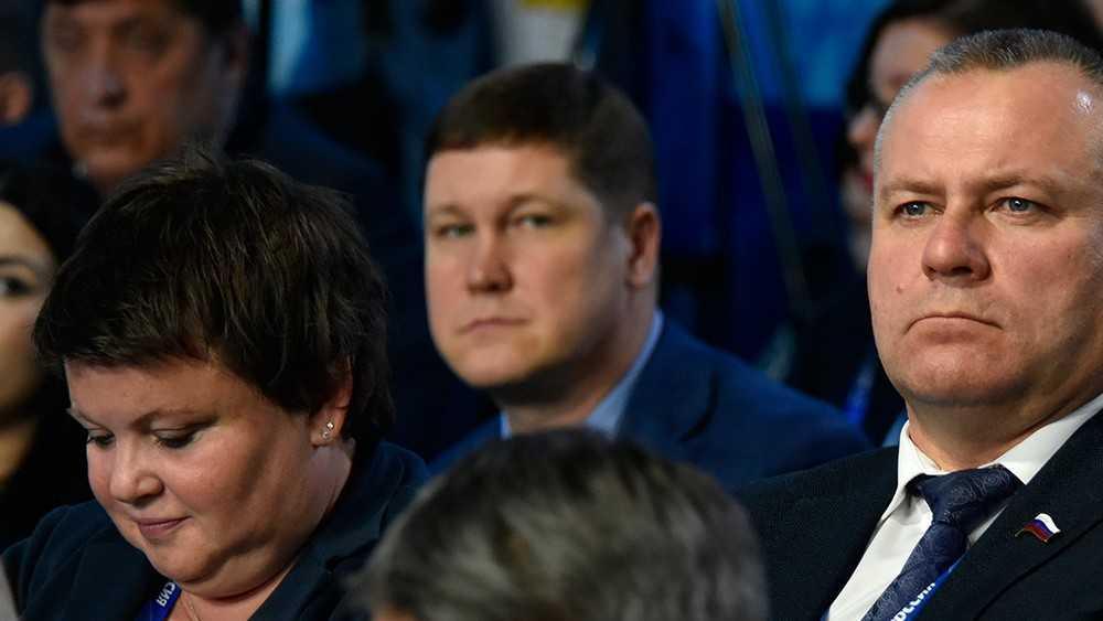 За нового главу Брянска Марину Дбар проголосовали все депутаты