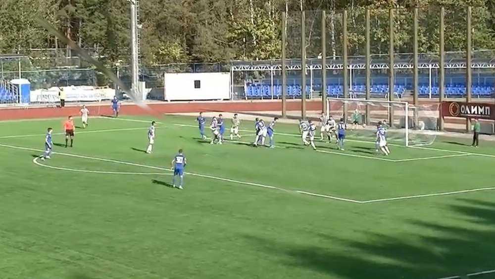 В Калуге брянское «Динамо» сыграло вничью