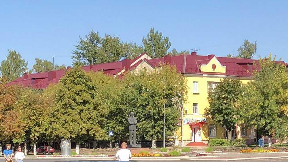 В Брянске на кольце возле ДК Железнодорожников установили светофоры