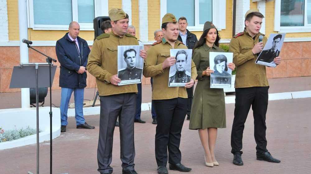 На БМЗ почтили память героев-земляков