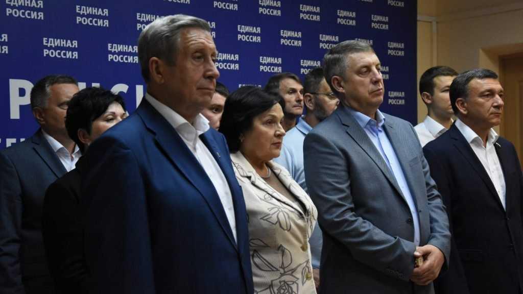 Дмитрий Медведев обсудил с брянцами предварительные итоги голосования