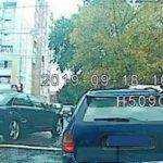 В Брянске водителя «Лексуса» оштрафовали за видео проезда на красный сигнал