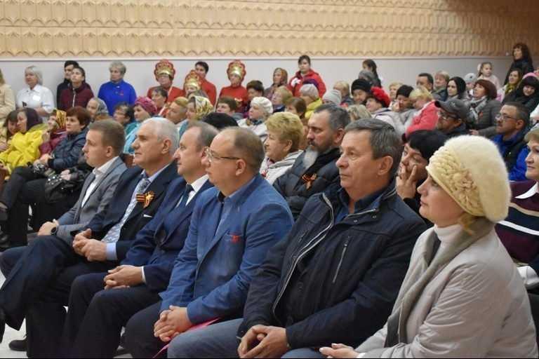 В День освобождения Клинцовского района состоялось открытие Первомайского ДК