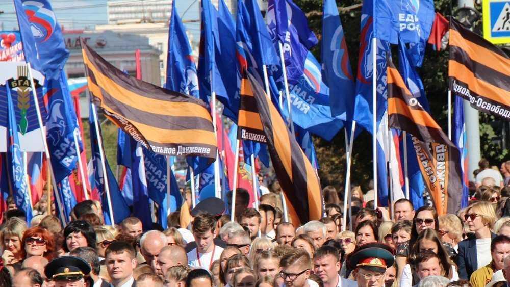 Брянские единороссы заняли 90 процентов мест одномандатников в думе