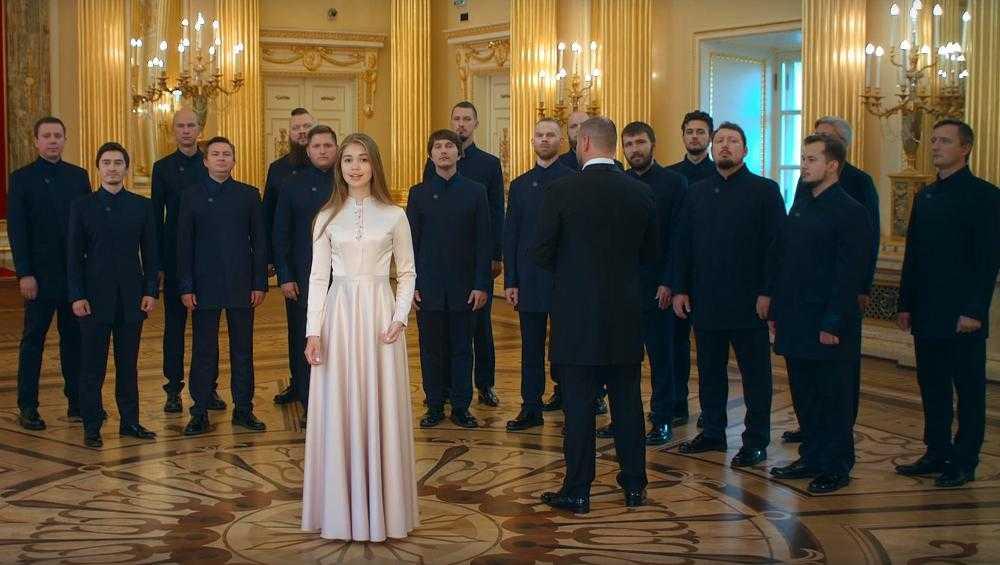 Брянская певица Анастасия Гладилина записала в монастыре клип
