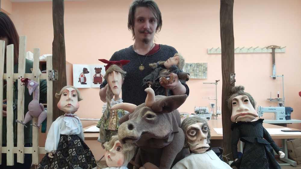 Брянский театр кукол откроет новый сезон спектаклем «Крошечка Хаврошечка»