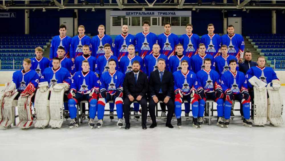 Брянские хоккеисты с крупным счетом выиграли вторую игру на выезде