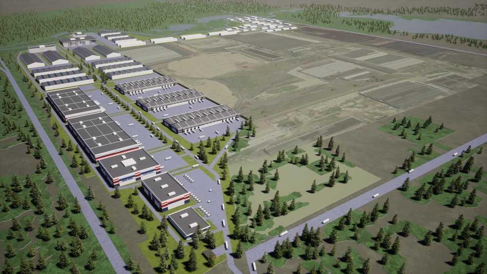 Индустриальный парк построят в Брянске