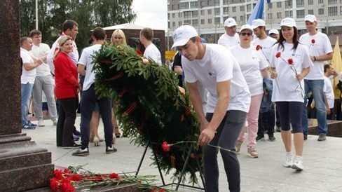 «Брянскэнерго» приняло участие в патриотическом марафоне к 75-летию Великой Победы