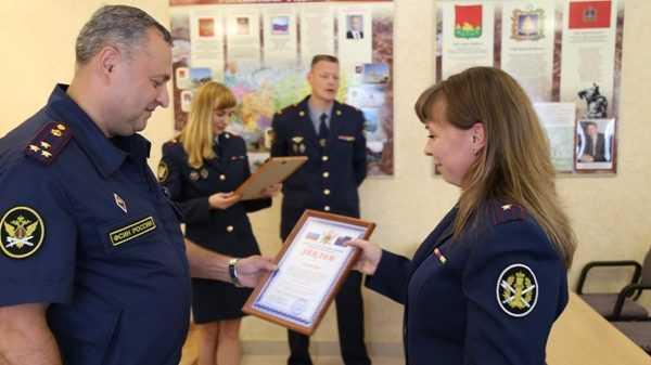 Брянские сотрудники УФСИН будут жить по новому уставу