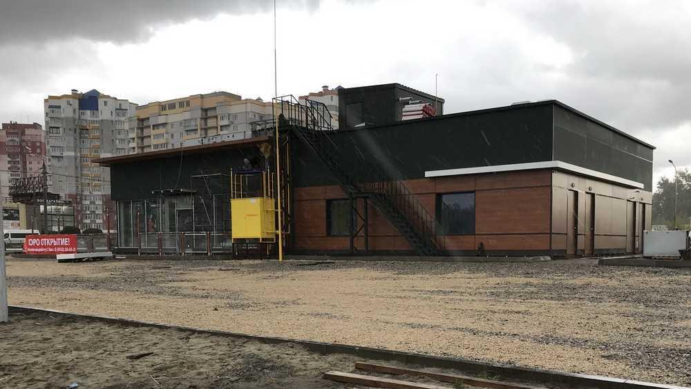 В Бежицком районе Брянске открылся «Макдоналдс»