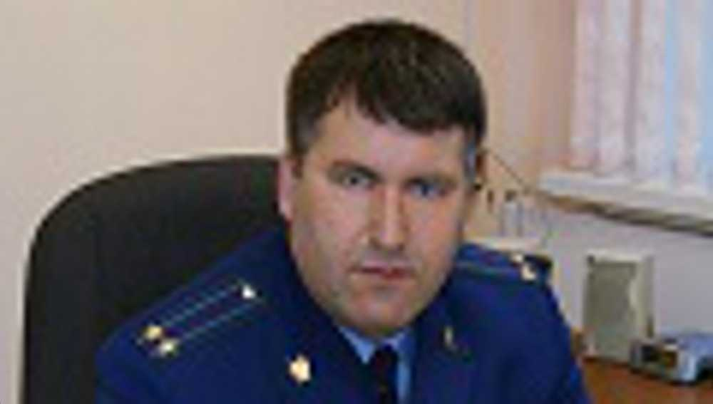 Прокурором Севского района стал Владимир Иванцов