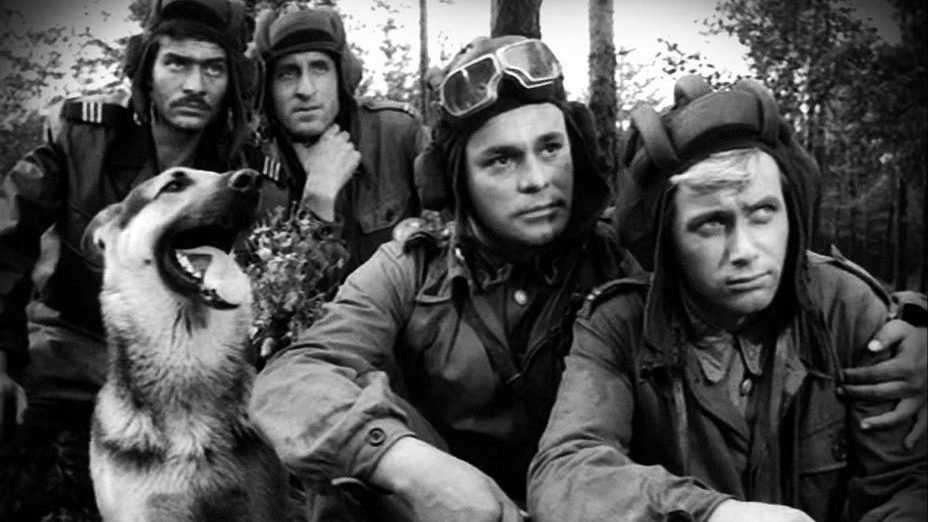 В новой Польше хорошо помнят, с кем воевали «четыре танкиста и собака»