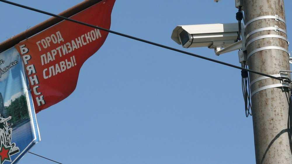 Брянские водители попросили разобраться с камерами на путепроводе