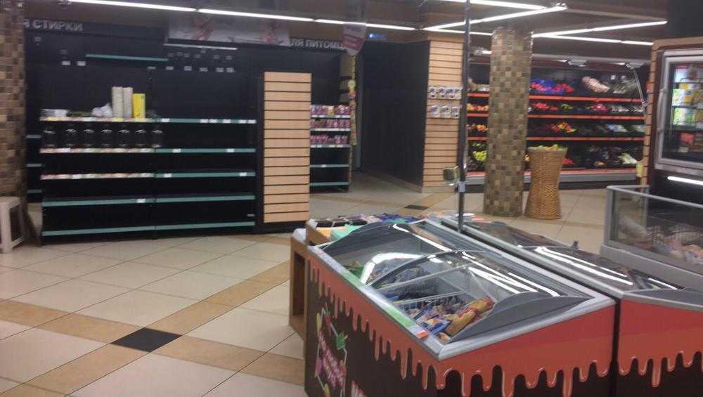 Супермаркет «Корица» сегодня закроется навсегда