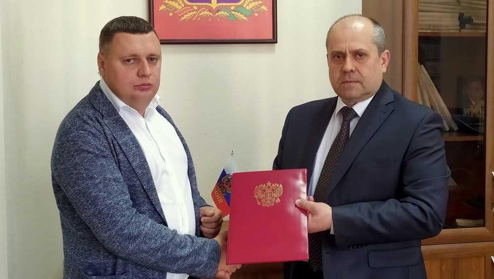 В Брянске «Деловая Россия» и бизнес-обмбудсмен заключили соглашение