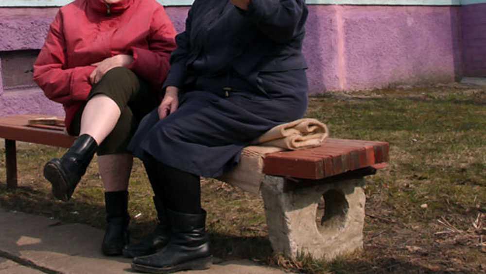 В Брянске байкер ухитрился покалечить сидевшую на лавочке пенсионерку