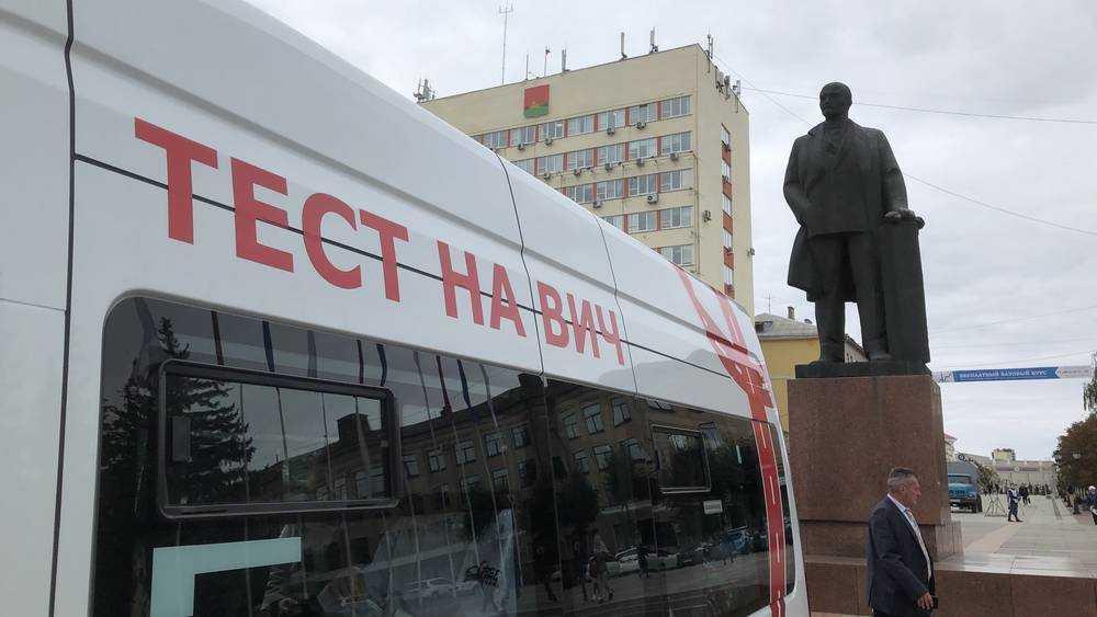 В Брянской области умерли 1315 заражённых ВИЧ-инфекцией жителей