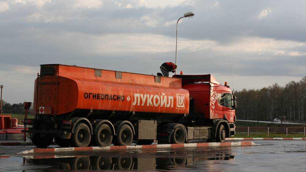 После Брянской области АЗС «Лукойл» закроется и в Орле