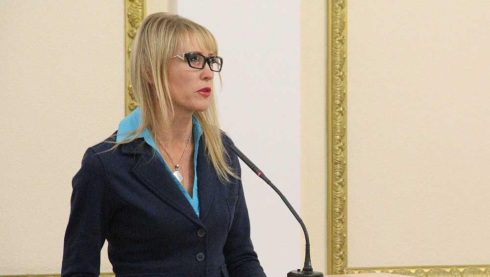 Управлять брянскими физкультурой и спортом будет Ольга Лужецкая