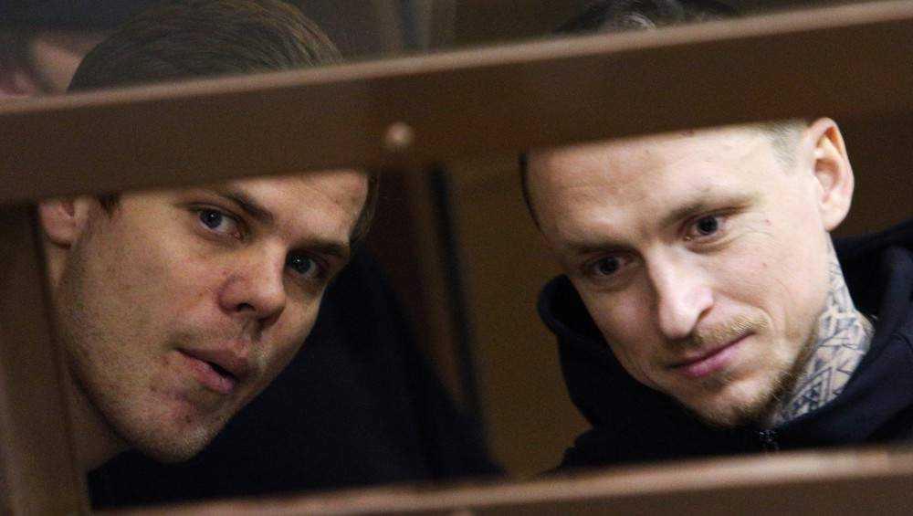 Кокорин и Мамаев приедут 24 сентября в Брянск на суд к другу