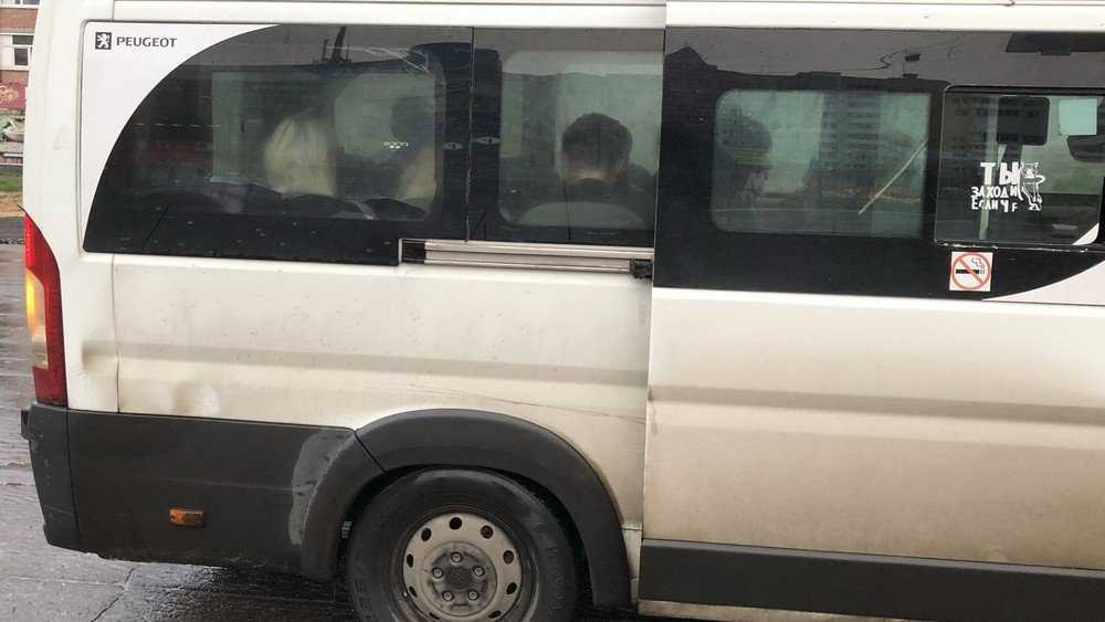 Брянский пассажир пожаловался на неудобство маршрута №119