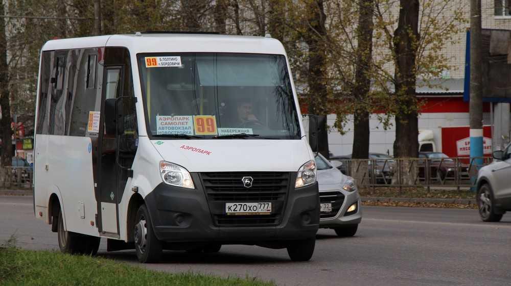 «Будет бардак»: брянские маршрутчики запугали себя онлайн-кассами