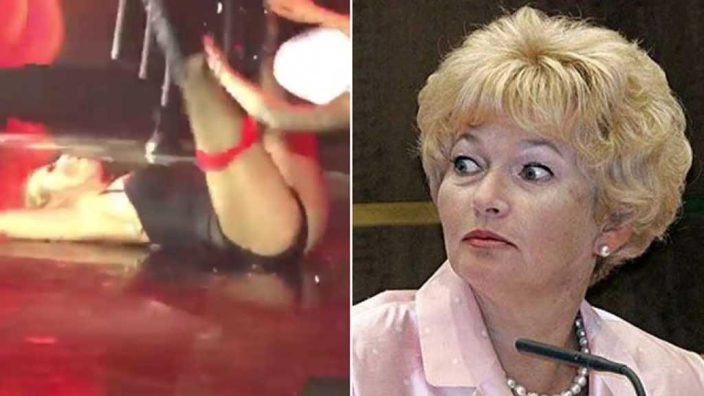 Скандальная свадьба Ксении Собчак шокировала британцев