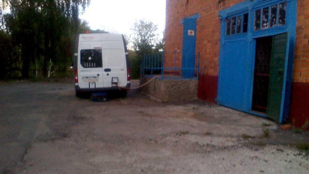 В Брянске канализационная станция перешла на аварийный режим
