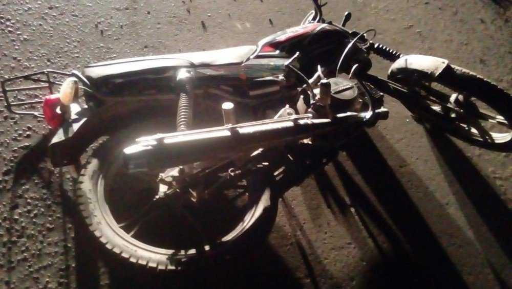 Под Дятьковом мотоциклист врезался в автобус и сломал позвоночник