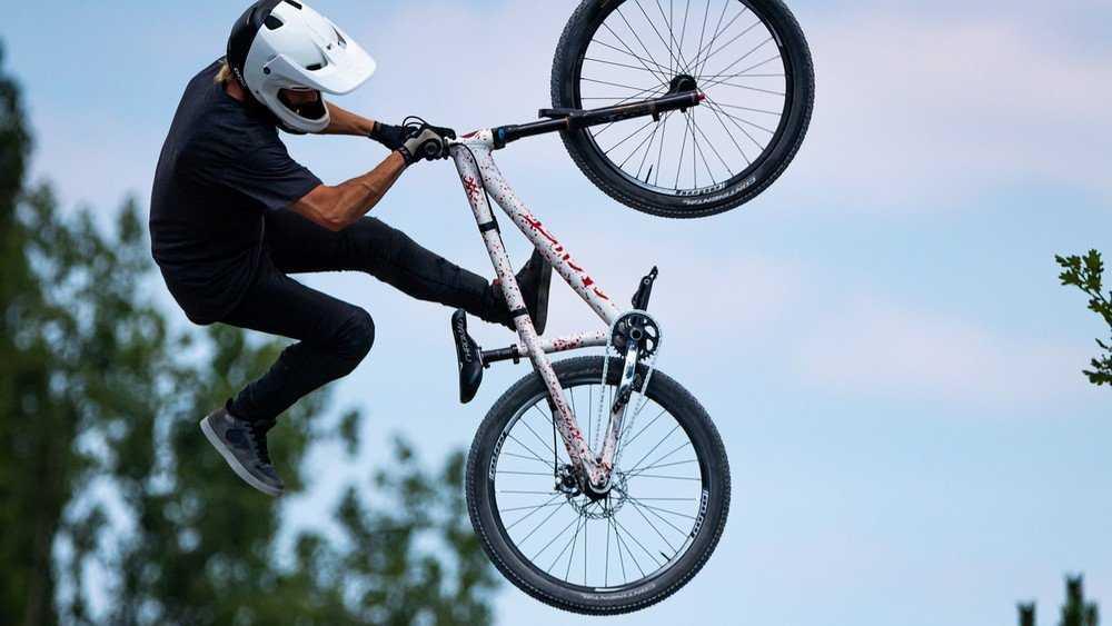 Велосипедист в брянском парке «Юность» переехал ногу 3-летнему малышу