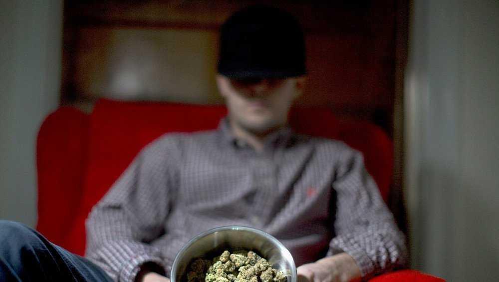 Брянская полиция изъяла у торговцев более 40 килограммов наркотиков