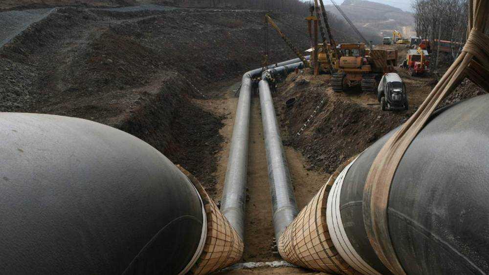 Грязную нефть из брянского трубопровода продали со скидкой