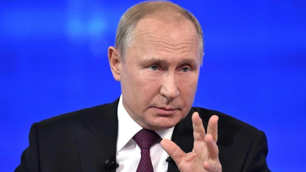 Владимир Путин предупреждал Джорджа Буша о планируемых терактах 11 сентября