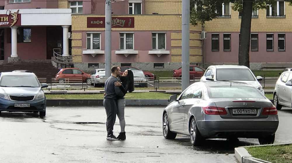 В Брянске началось осеннее любовное обострение