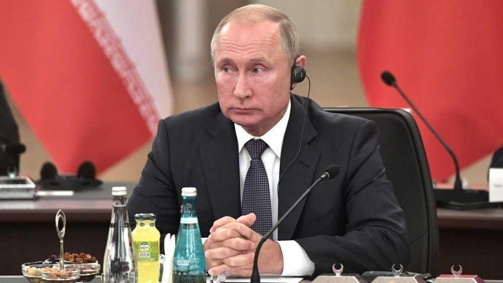 Путин пожелал здоровья российской оппозиции
