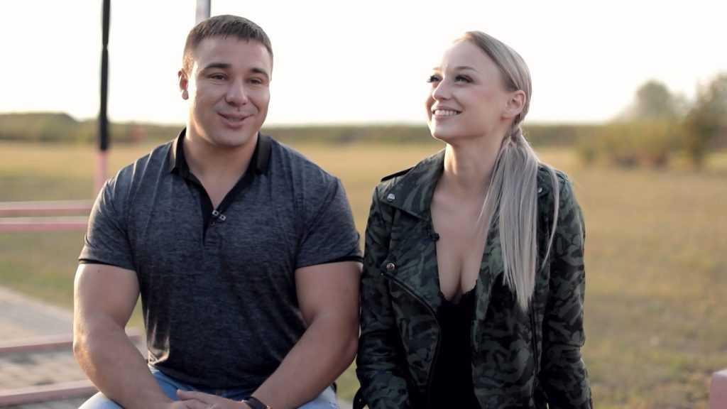 В телевизионном шоу «Четыре свадьбы» поженилась пара из Брянска