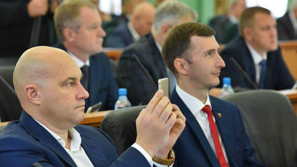 В Брянске появился самый счастливый депутат