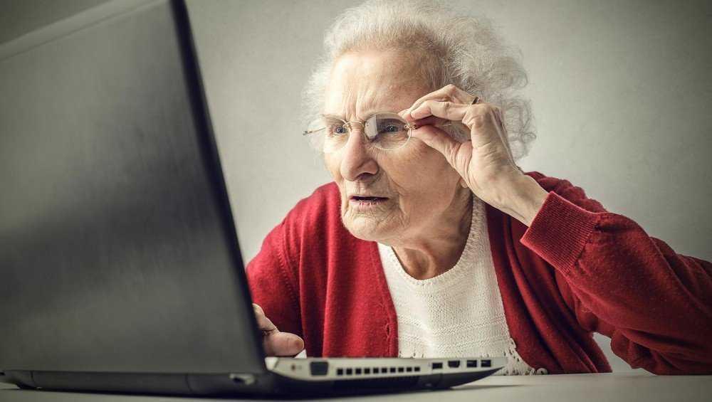 Брянских пенсионеров заинтересовали электронные услуги