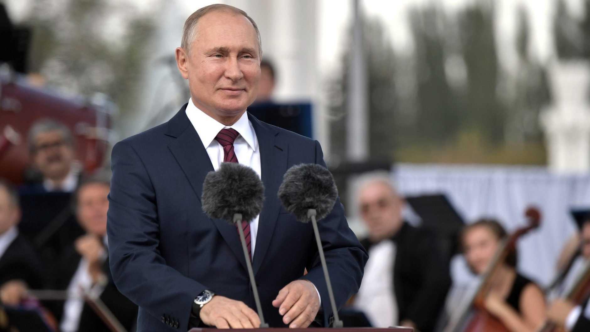 Путин поговорил с Зеленским после обмена арестантами