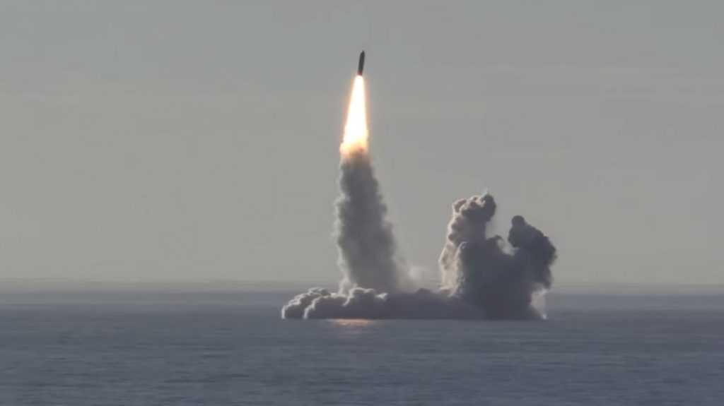 Почему британцы так боятся новой российской ракеты?