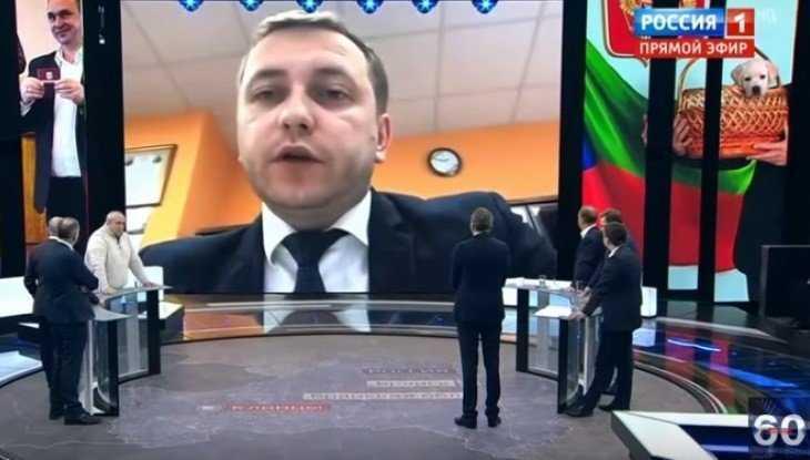 Глава администрации Клинцов Александр Морозов подал в отставку