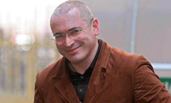 Фильм об уголовнике Ходорковском встретили овациями на Западе