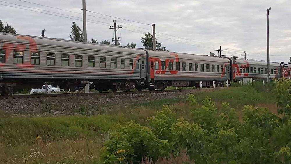 Девушка уехала на поезде Климово – Москва и пропала