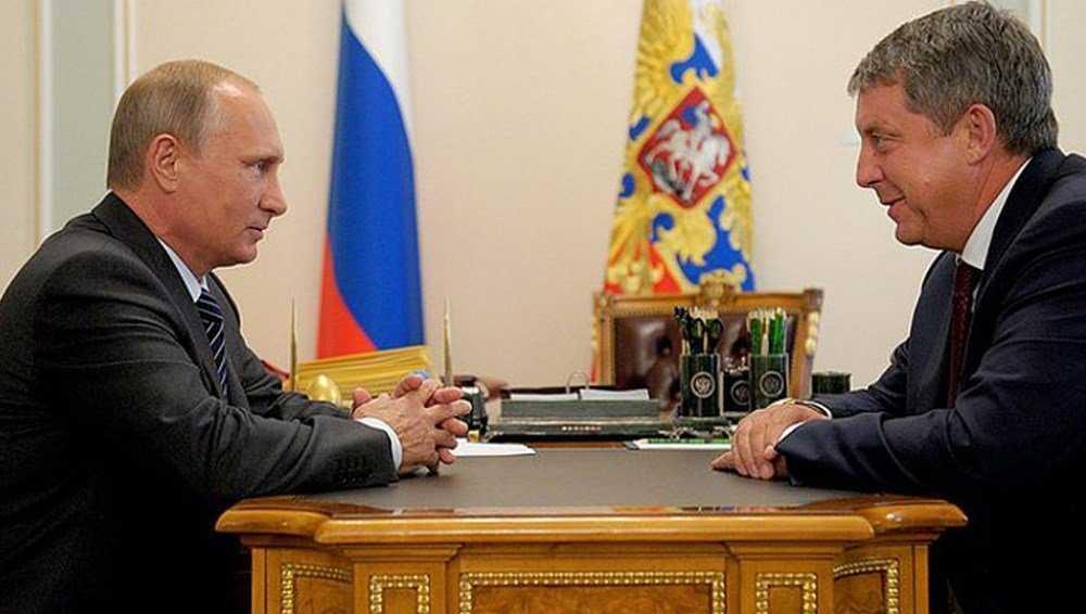 Пять лет назад Путин уволил Денина – Брянскую область возглавил Богомаз