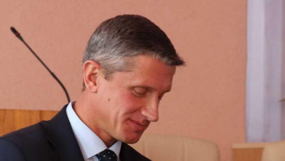 В Клинцах главой города переизбран бизнесмен Олег Шкуратов