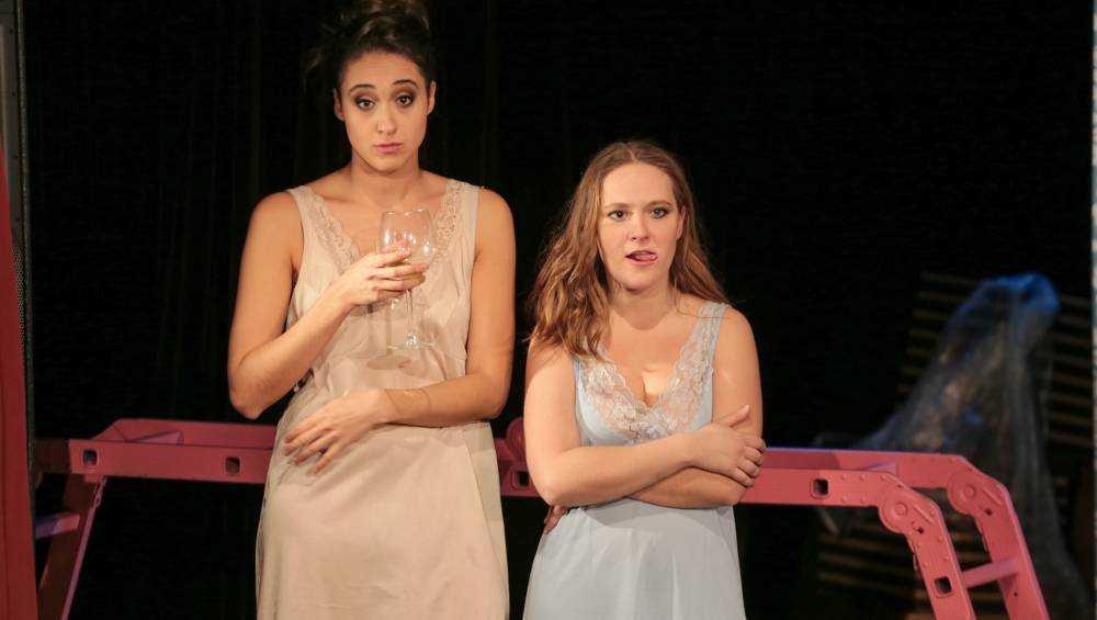 Брянцы увидят продолжение спектакля-девичника «Пила вино ихохотала»